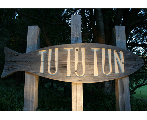 History of Tu Tu' Tun Lodge