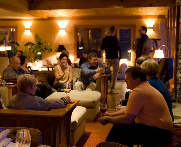 Tu Tu' Tun Lodge Wine Dinners